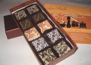 Laura Secord's new Spice Collection