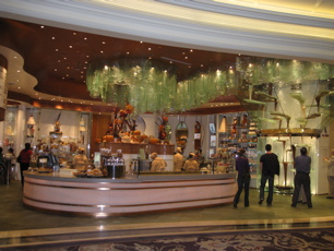Chocolate Shop in Bellagio Hotel