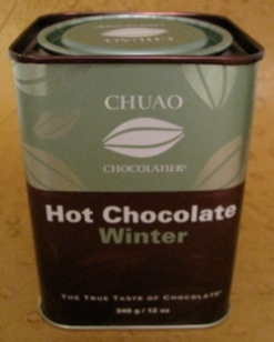 Chuao Chocolatier Winter Hot Chocolate