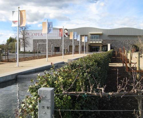 COPIA - the center for xxxx in Napa, California