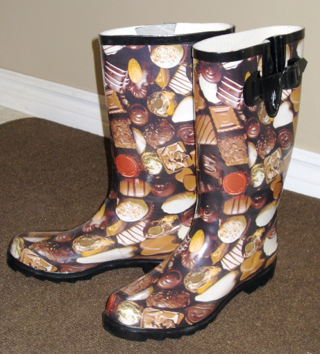 chocolate-boots