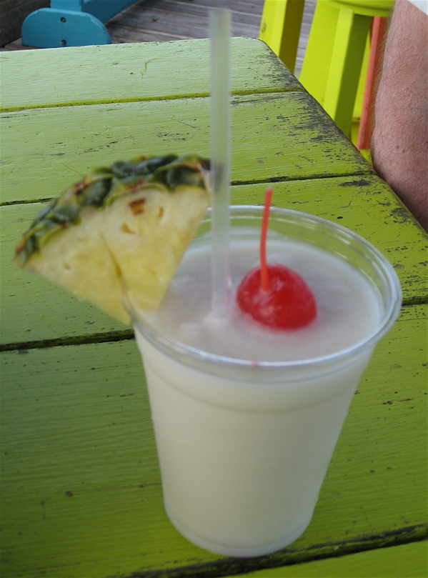 pina-colada-in-key-west