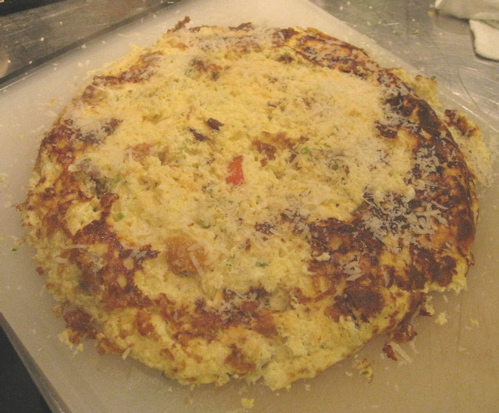 Four Star Breakfasts - Fun Frittata
