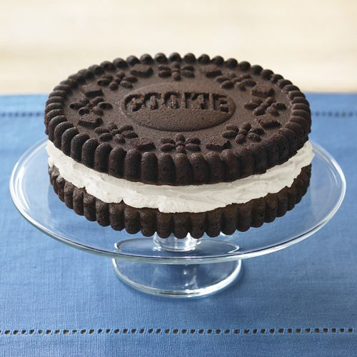 Sandwich Cookie Cake pan (image from Williams-Sonoma)