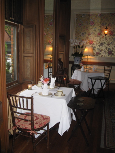 Lady Mendl's - interior