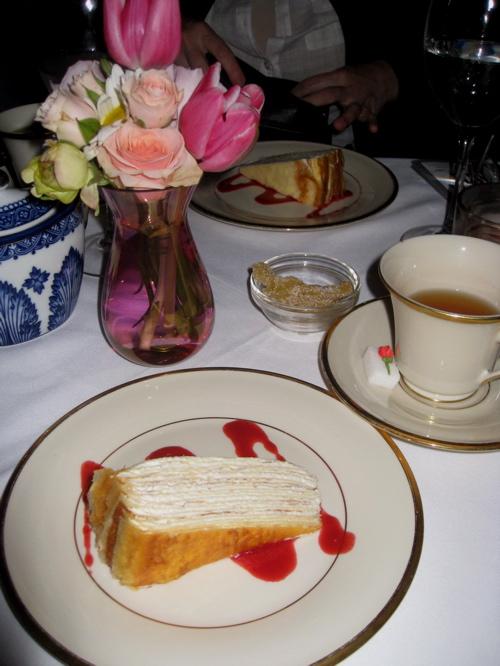 Lady Mendl's Signature Cake - Mille Cake