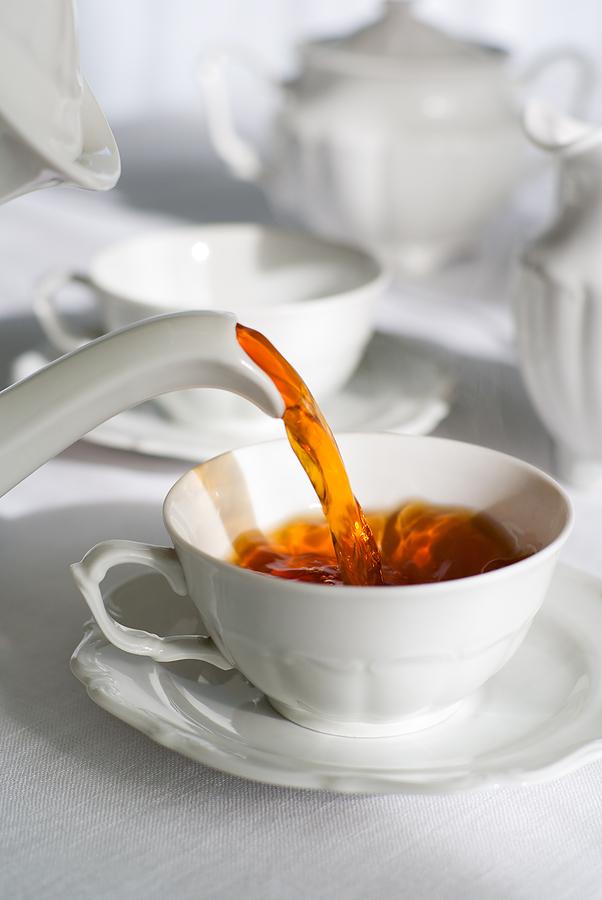 Celebrating the Royal Wedding to a tea!   Wendi Hiebert