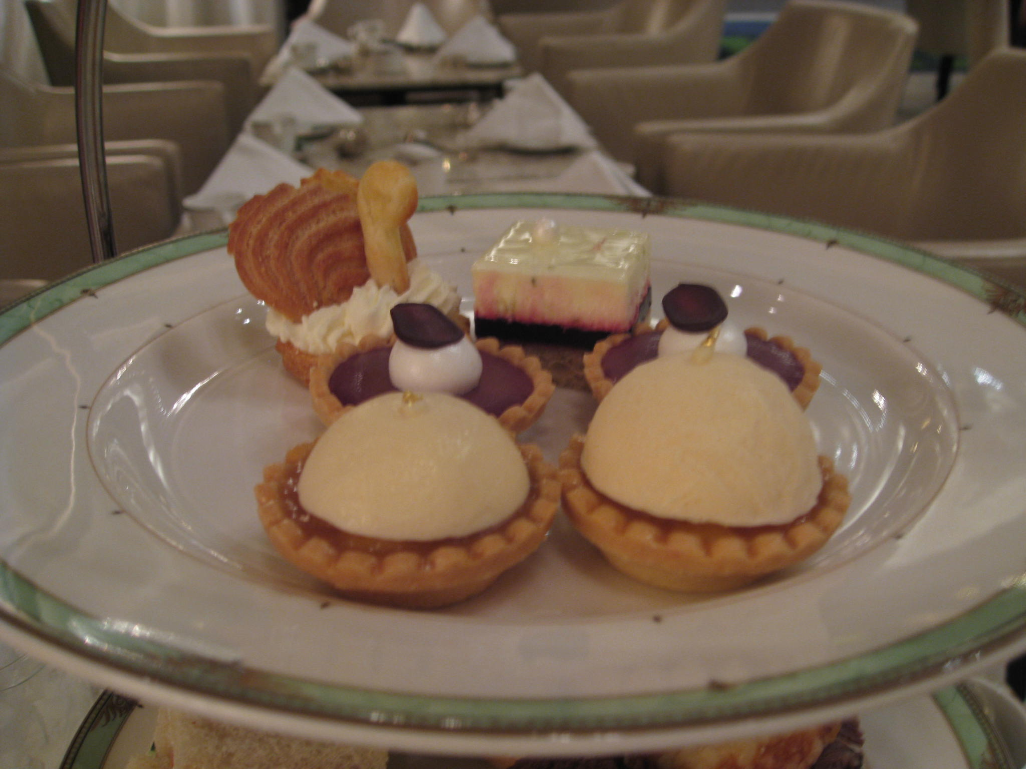 d0a7f4c7f6 Afternoon tea at The Drake Hotel in Chicago | Wendi Hiebert